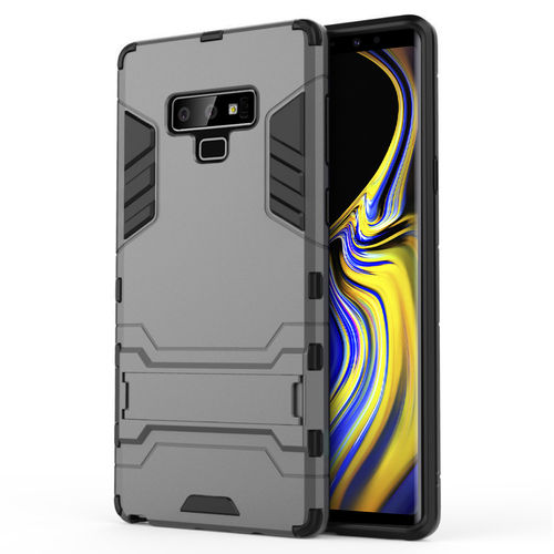 Slim Armour Tough Shockproof Case for Samsung Galaxy Note 9 - Grey
